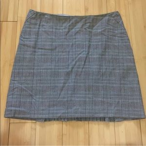 Elie Tahari skirt plaid sz 6 work business office